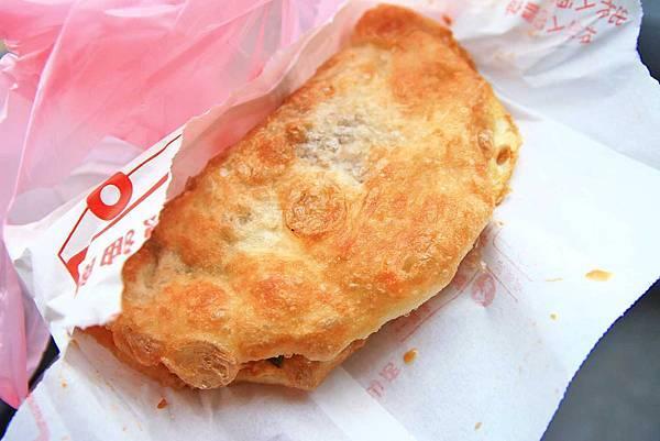 【宜蘭美食】冬山金珠蔥油餅-不輸給名店的超美味蔥油餅