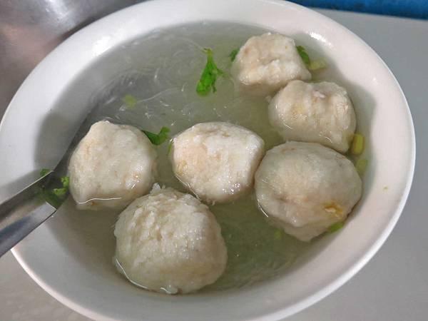 【台北美食】社子魚丸-隱身在巷弄裡的美味小吃