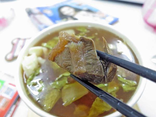 【台北美食】四平街蕃茄牛肉麵-美味的蕃茄牛肉麵
