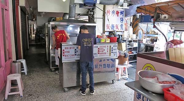 【蘆洲美食】信義路無名炒飯店-60元也能吃到美味的炒飯