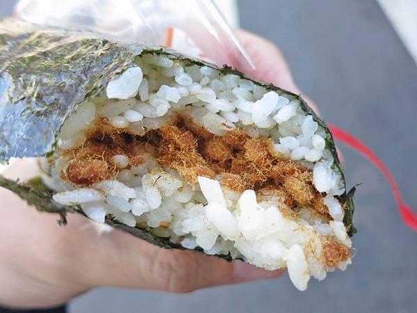 【台北美食】淺草日式飯糰-隱身在巷弄裡的日式飯糰