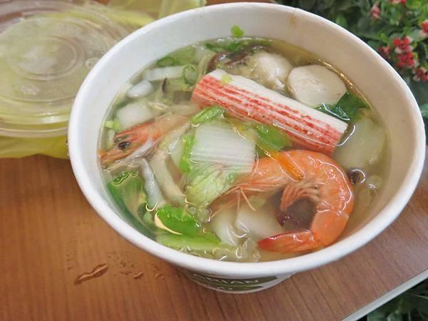 【新莊美食】岳母海鮮麵疙瘩-不少在地人推薦的麵疙瘩