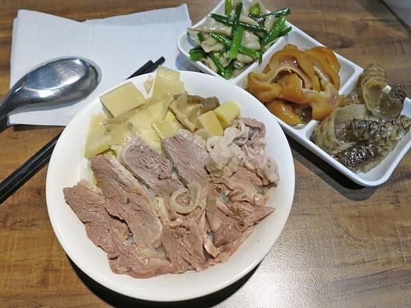 【台北美食】詠樂鵝肉店-網路評價極高的鵝肉店