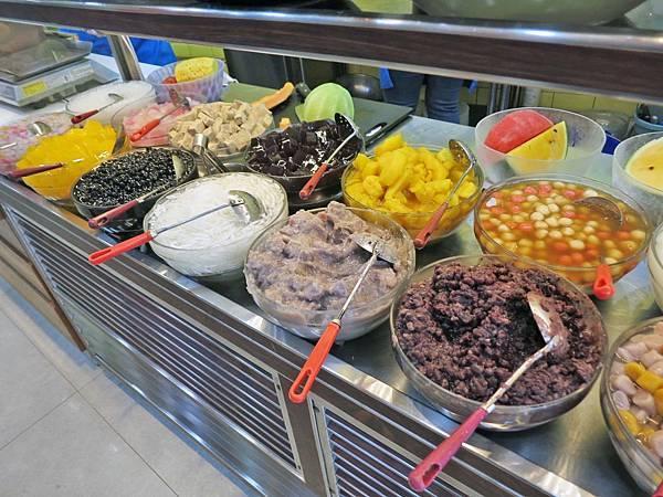 【桃園美食】鉅大自助冰城-超過45年的古早味自助冰店
