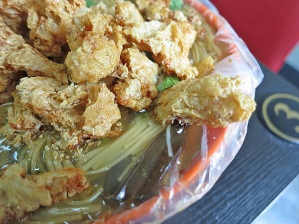 【蘆洲美食】原永康公園素食麵線-CP值爆表,內行人才知道的美食