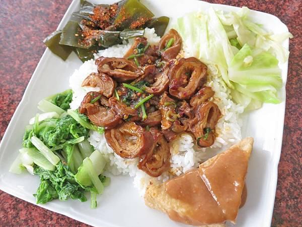 【林口美食】醬子煮-令人銷魂的大腸頭飯