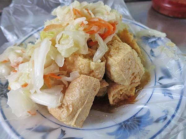 【台北美食】無名臭豆腐-隱身在巷弄裡的臭豆腐、麵線店