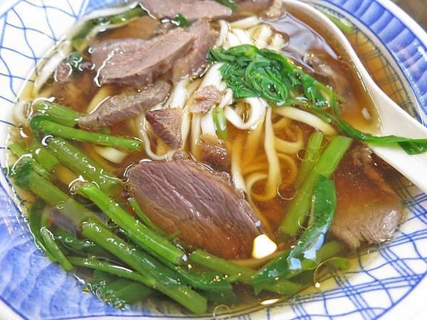 【台北美食】汕頭牛肉麵-只要70元就能吃到牛肉麵