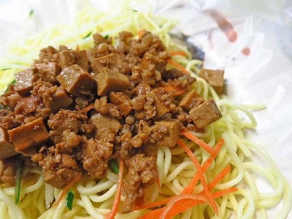 【林口美食】龍抄手涼麵-美味又迷人的涼麵