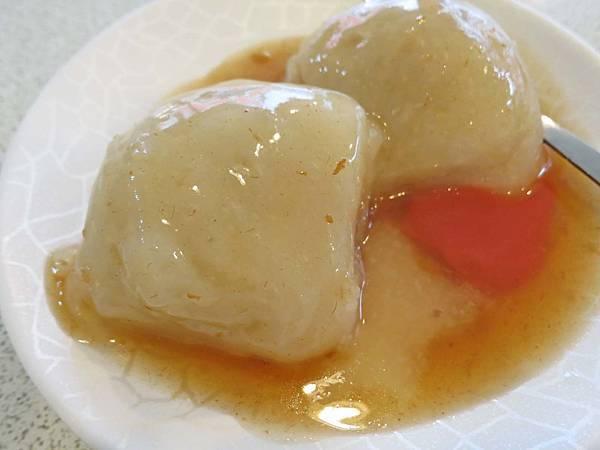 【台北美食】津味肉圓-30年老店的清蒸肉圓