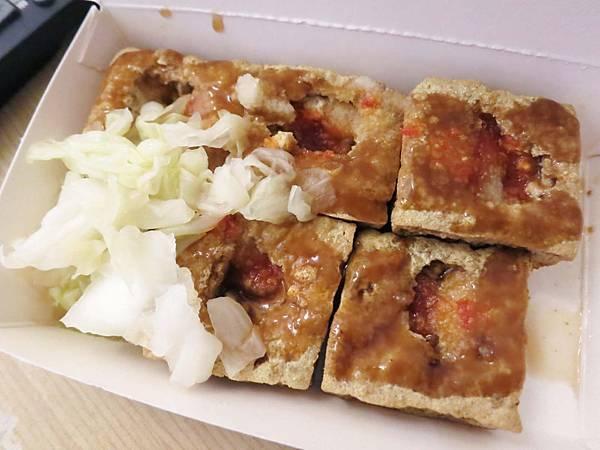 【台中美食】臭哥哥香酥臭豆腐-美味又酥脆的臭豆腐