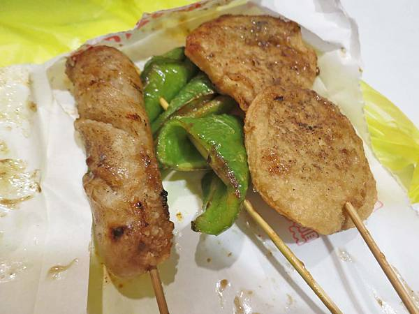 【蘆洲美食】二哥串烤-簡單美味的碳烤美食