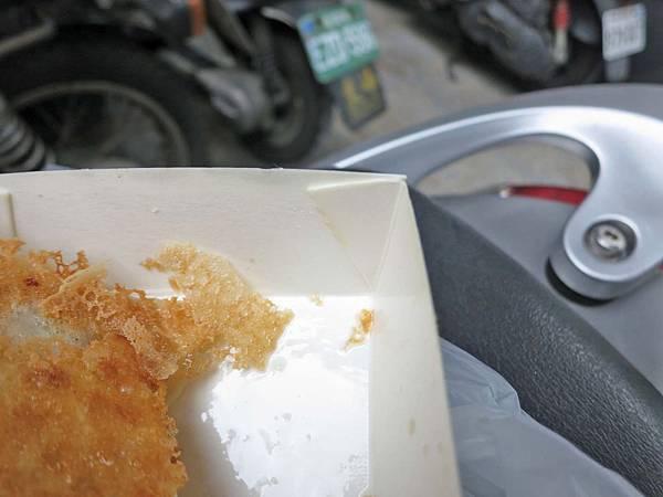 【台中美食】小六鍋貼-非用餐時間也滿滿人潮的超強店家
