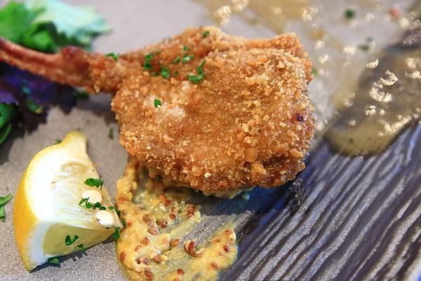 【台北美食】美福大飯店GMT義法餐廳-只出口1%的稀有營養之王美國羊肉
