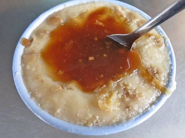 【台北美食】小南鄭記台南碗粿虱目魚羹-便宜又美味的碗粿