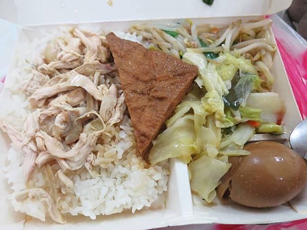 【台北美食】朱家嘉義雞肉飯-超多網友推薦的美食小吃店