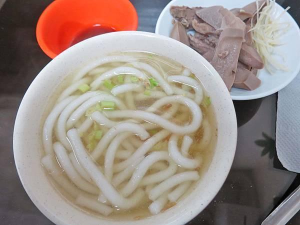 【台北美食】柴寮仔米苔目-超過60年的知名老店