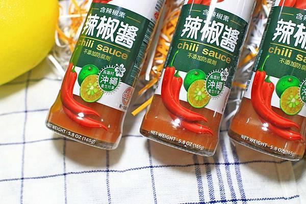 【醬料新選擇】愛之味喜卡沙辣椒醬-豐富天然食材的美味辣椒醬