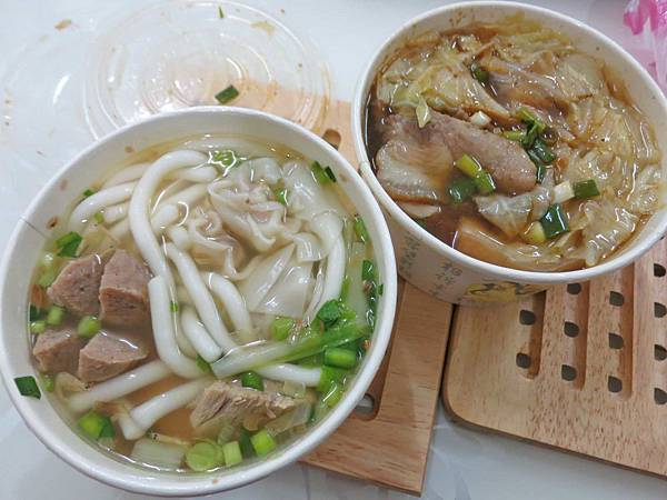 【三重美食】連小姐鹹湯圓米苔目-便宜又美味的高CP值美食