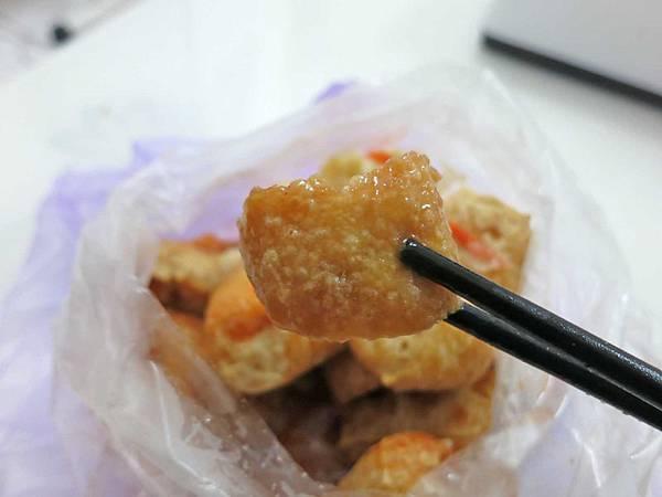 【三重美食】ㄟ懷念臭豆腐-酥脆澎鬆的美味臭豆腐