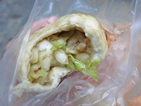【桃園美食】大林豆漿水煎包-附近居民推薦的美味水煎包