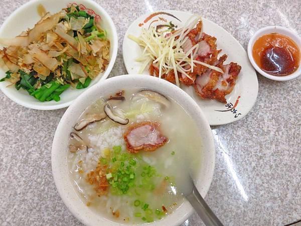 【三重美食】168鹹粥店-吃過的人都讚不絕口的鹹粥店