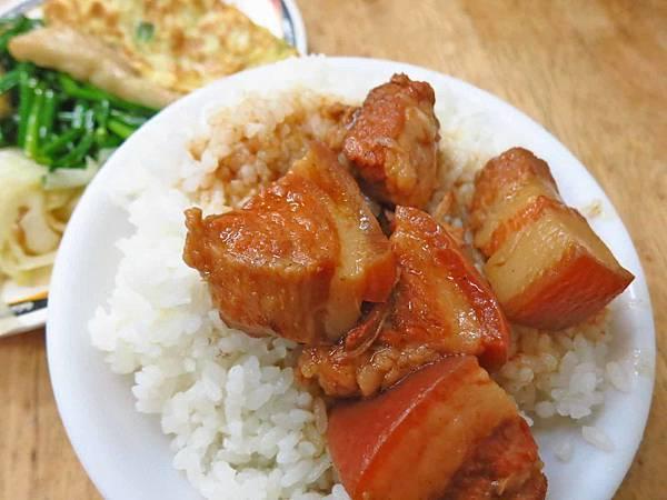 【台北美食】台南滷三塊-台北知名宵夜美食