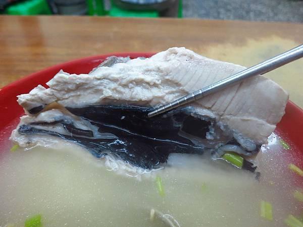 【台北美食】水底寮無刺虱目魚-比一般還要大一倍份量的大份量美食