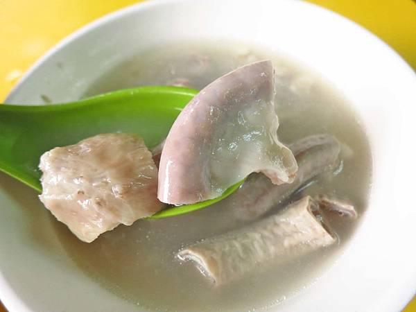 【台北美食】坤山四神湯-吃完會讚不絕口的路邊攤美食