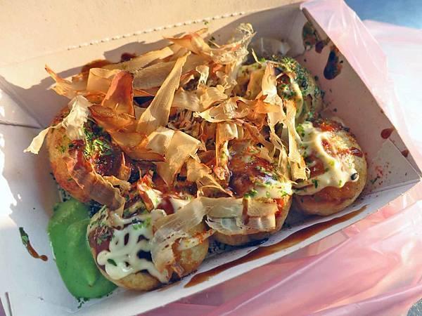 【台北美食】大阪屋章魚燒-網路評價爆高的美食小吃店