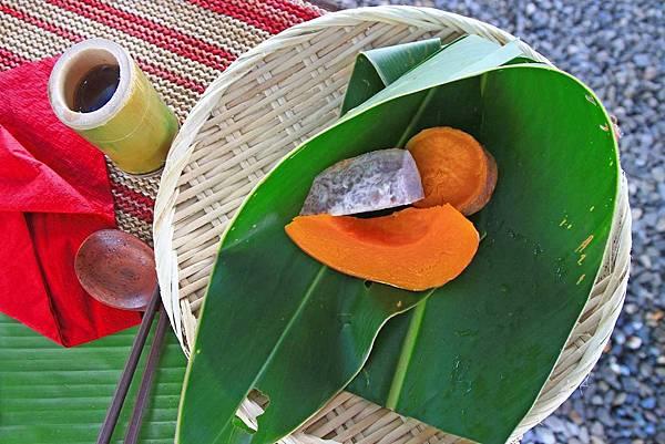 【台東一日遊】永康部落獵人野食餐桌-體驗布農族的傳統美食與文化
