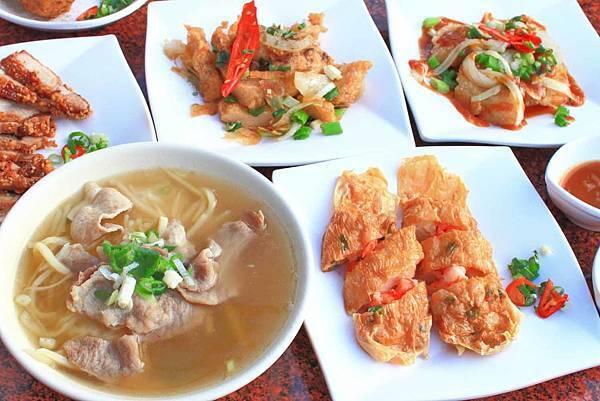 【台中美食】阿旺澄食堂-用餐時間必定大爆滿的超強25年老字號店家