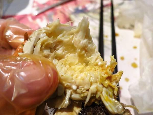 【台北美食】君品雲軒西餐廳-季節限定!大閘蟹無限量吃到飽!