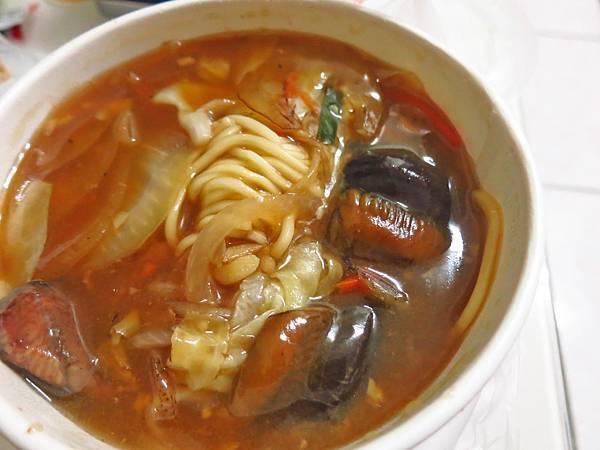 【蘆洲美食】廣記台南鱔魚麵-酸酸甜甜的美味鱔魚麵
