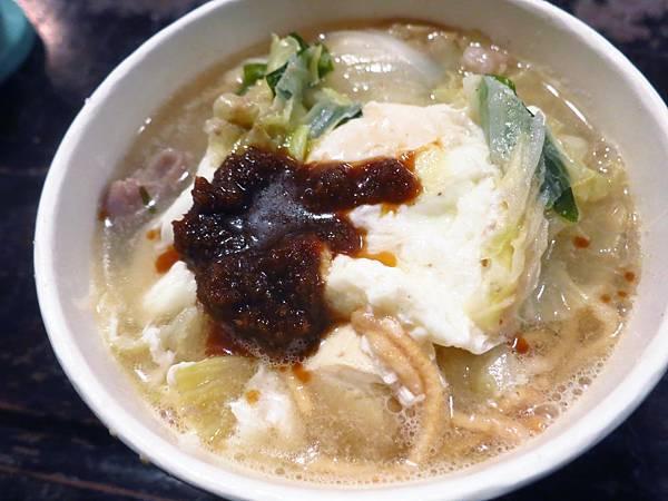 【台北美食】凱古早味鍋燒麵-附近上班族最愛的大份量美食店家
