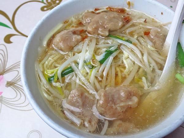 【板橋美食】麗麗肉羹麵-只有內行人才知道的隱藏版美食!
