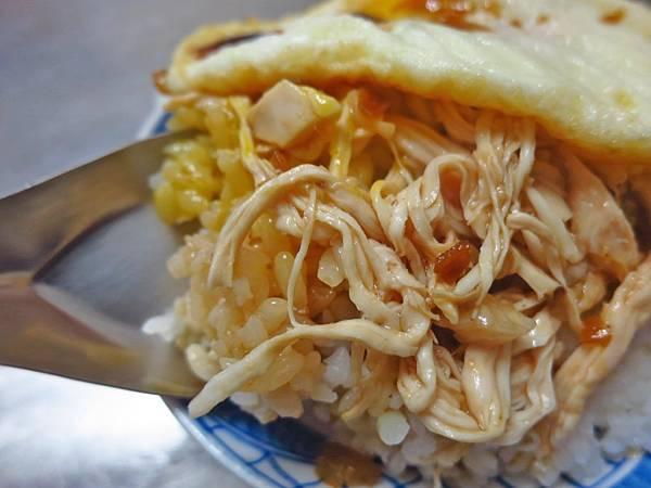 【板橋美食】嘉義雞肉飯(梁)肉焿-油香油香的雞肉飯