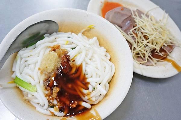 【台北美食】環南市場米苔目-超過40年老字號美食小吃店