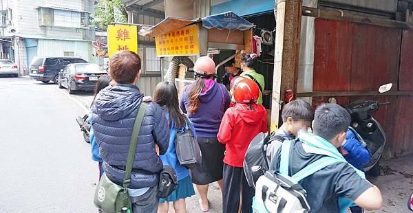 【蘆洲美食】無名雞排-只有附近居民才知道的隱藏版30元雞排店