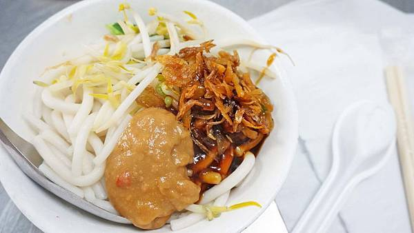 【三重美食】苑裡米苔目-超過20年老字號美食小吃店