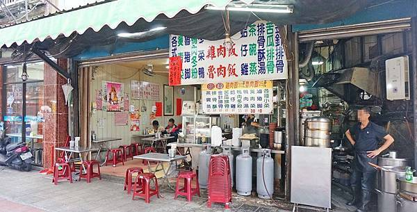 【三重美食】北港雞肉飯魯肉飯-CP值高到爆表的超美味銅板小吃店