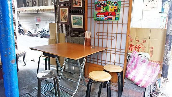 【台北美食】大稻埕米粉湯-隱藏在巷弄裡的隱藏版米粉湯