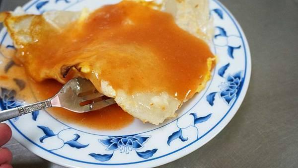【淡水美食】吳家阿給蛋餅-網路評價超高的蛋餅早餐店