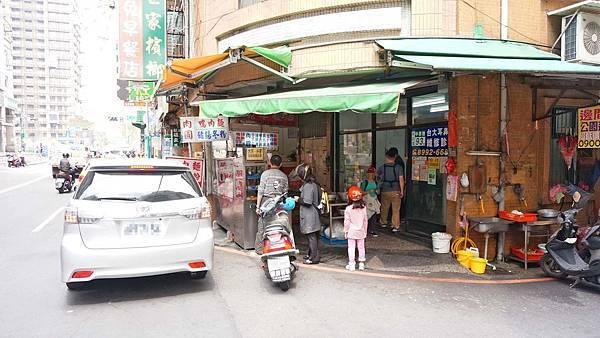 【新莊美食】鴨肉麵豬腸冬粉-沒有店名的超高CP值美食小吃店