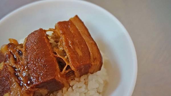 【新竹美食】員林江爌肉飯-沒有招牌內行人才知道的爆美味小吃店