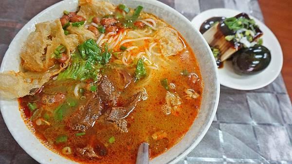 【台北美食】艋舺螺螄粉 桂林米粉-口味特殊麵條特別的麵食美食