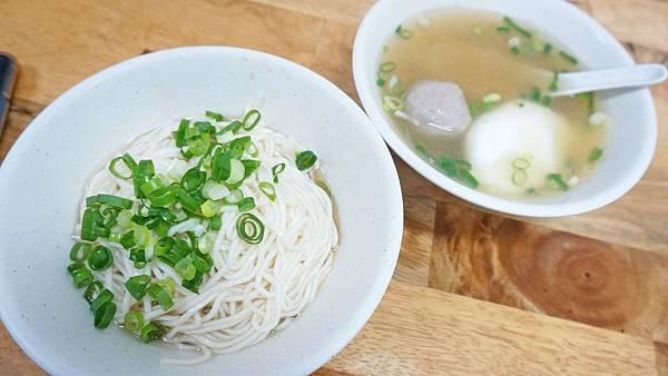 【台北美食】三元街福州麵-簡簡單單的美食,吃了會讓人回味