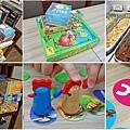 【台北旅遊】貳家桌遊-出遊的好選擇,台北車站周邊室內桌遊遊戲場,還有冰淇淋吃到飽
