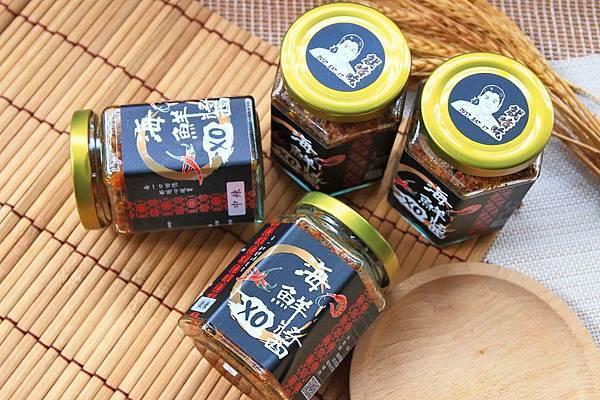 【宅配美食】Just eat it 就嗜吃-百搭神醬,不論是拌飯、沾醬、料理都非常適合的超強XO海鮮醬