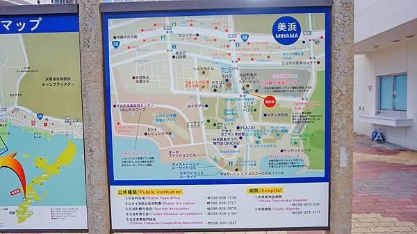 【交通】那霸機場直達美國村、沖繩美麗海水族館交通巴士、公共公車完整介紹無須換車